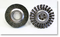 power, wheel, wide face, industrial, distributor, brush, products, manufacturer, supplier, dealer, brushes, maryland